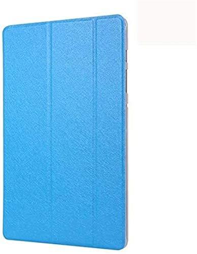 GYY Accesorios De Pestañas para Huawei MediApad M2 8.0 10 M2-801W M2-803L M2-802L M2-801L M2-A01W M2-A01L Funda De Cuero con Tableta De Cuero para Huawei MEDIAPAD M2 8.0