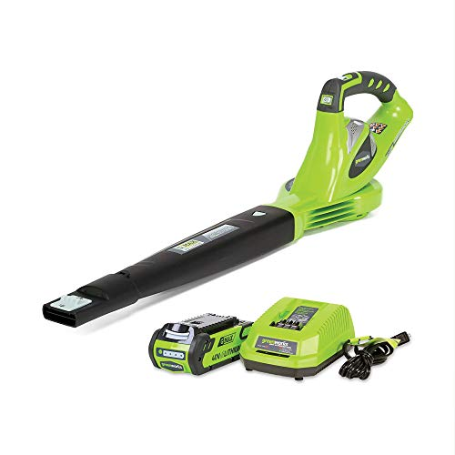 Greenworks 40V 150 MPH Variable Speed Cordless...