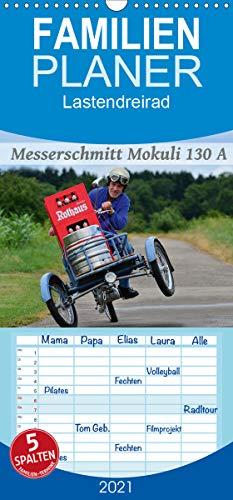Messerschmitt Mokuli 130 A - Familienplaner hoch (Wandkalender 2021, 21 cm x 45 cm, hoch)