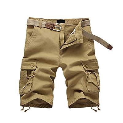 Yying Pantalones Cortos Ocasionales