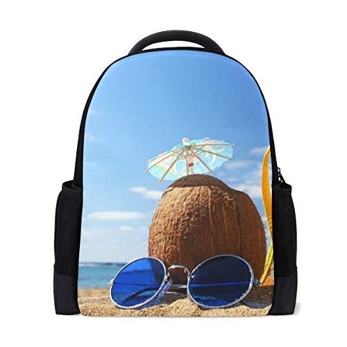 FANTAZIO mochila playa fotos escuela mochila