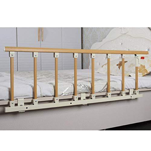 LDG Bed Rail Tragbares Faltbar Bettschutzgitter Für Ältere Senioren Kinder Erwachsen Sicherheits Bettgitter (Size : 121x40cm)