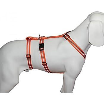 HUNTER VARIO RAPID ausbruchsicheres Panikgeschirr f/ür /ängstliche Hunde aus anschmiegsamen rei/ßfestem Nylon