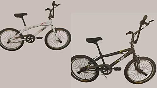 Biker Toys Bici Bicicletta Per Bambino BMX Taglia 20 Età 7 anni in su colori a Scelta