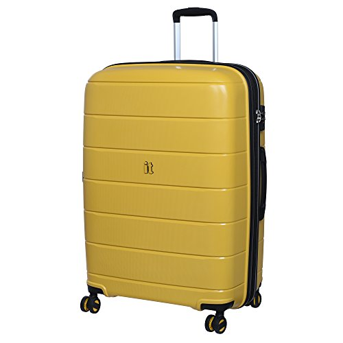 it luggage Asteroid Suitcase, 75 cm, 149 L, Cheese Yellow