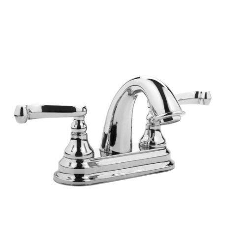 """Graff Faucet: Elegante 4"""" Centerset Lavatory Faucet, Polished Chrome Model # G-1220-S1-PC"""