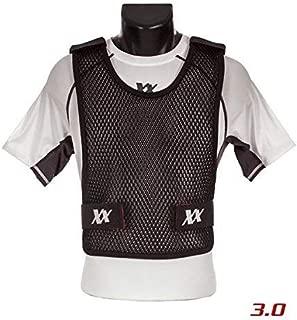 Maxx-Dri Vest 3.0 Body Armor Cooling Ventilation Airflow Tactical Vest (Black, 3XL/4XL 1-Pack)