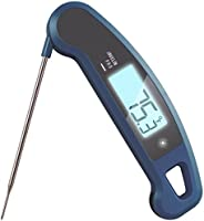 Lavatools Javelin PRO Duo Ambidextrous Backlit Professional Digital Instant Read Meat Thermometer for Kitchen, Food...