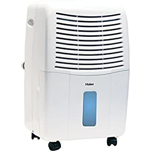 Haier Energy Star 50-Pint Capacity Dehumidifier with Electronic Controls, HEH50ET