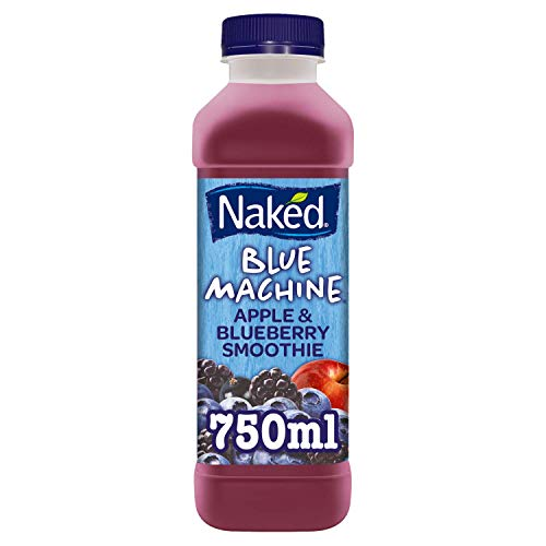 Naked Blue Machine Fruit Smoothie, 750 ml