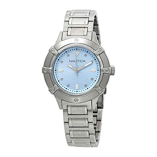 Nautica Blue Dial Ladies Watch NAPCPR006