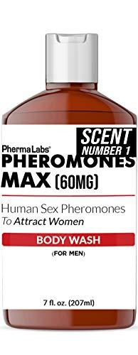 Attract Women Body Wash - Pheromone Max - Pheromones Infused for Him
