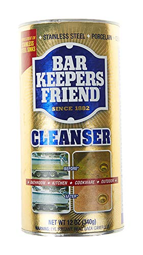 Bar Keepers Friend 12 oz Cleanser and Polish Powder - Multi Surface