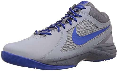 Nike - The Overplay Viii - Color: Azzuro-Grigio - Size: 46.0