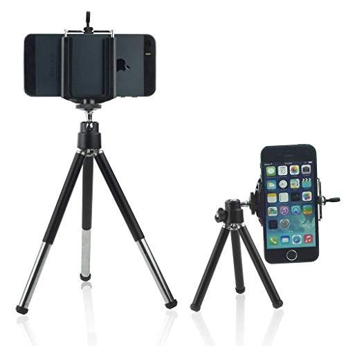 I-Sonite compacto ajustable mini fotografía móvil 360 rotación portátil trípode teléfono soporte para Lenovo Yoga Tab 3 Plus