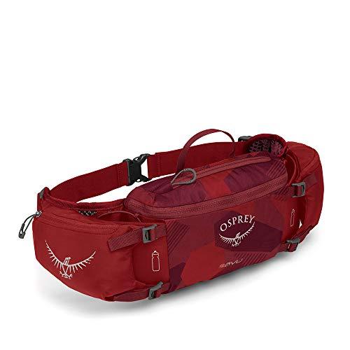 Osprey Savu, Zaino Unisex – Adulto, Molten Red, O/S