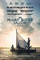 映画のポスターピーナッツバターファルコン(2019)-1アート映画のポスターフレーム、装飾が施された部屋、サイズ:30x42cm 最高の贈り物