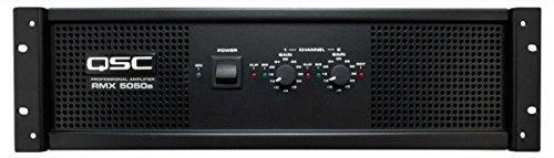 QSC RMX5050a 2000 Watt Two Channel Power Amplifier