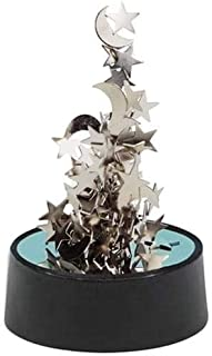 Warm Fuzzy Toys Magnetic Moons & Stars Sculpture