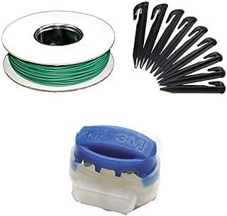 Genisys Set de reparación L+ compatible con Husqvarna Automower ® 520 550 cable gancho paquete