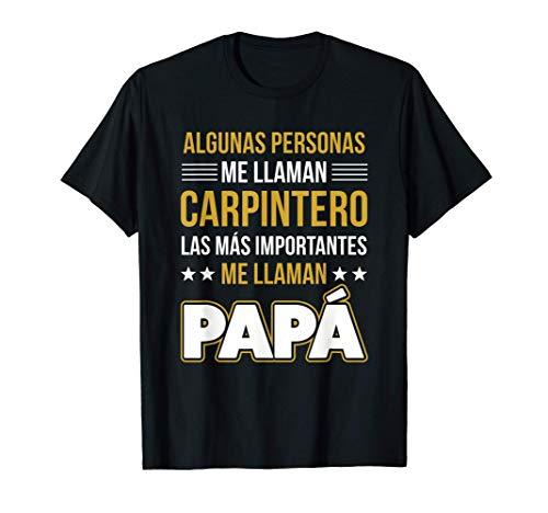 Hombre Papá Carpintero Regalo Divertido Camiseta