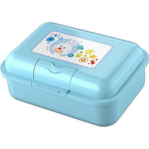 HABA- Lunch Box Couleurs de l'Arc-en-Ciel, 304472