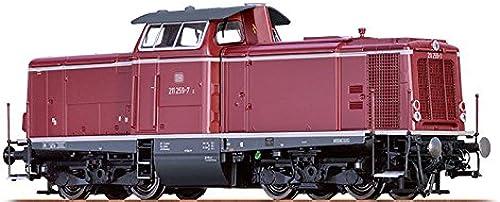 Brawa 2849 H0 Diesellokomotive Baureihe 211 der DB