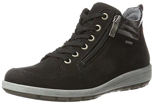 ara Tokio-Gore-Tex Zapatillas altas Mujer, negro (Schwarz), 41 EU (7 UK)