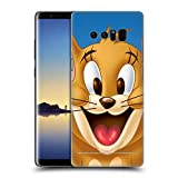 Head Case Designs sous Licence Officielle Tom and Jerry Jerry Visage Complet Coque Dure pour...