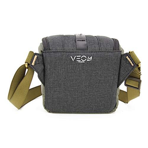 Vanguard VEO Travel 14BK Fototasche schwarz/Khaki