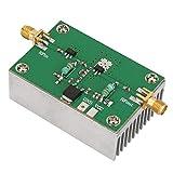 EVTSCAN 1-512MHz 1.6W Amplificador RF de banda ancha de baja potencia con disipador de calor para radio FM de onda corta