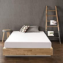 Best Price Mattress 8 Inch Memory Foam Mattress, Calming Green Tea Infusion, Pressure Relieving, Bed-in-a-Box, CertiPUR-US Certified, Queen, White