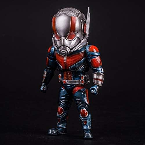 TLMYDD Toy Model Movie Charaktere Avengers Dekoration Souvenirs Sammlungen Kunsthandwerk Geschenke Ameisen 18cm Spielzeugstatue