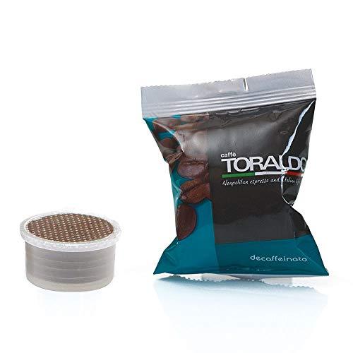 Caffè Toraldo Decaffeinato Capsules Compatibili con 'Espresso Point' 100 Capsule