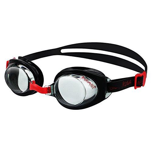 Barracuda KONA81 Gafas de Natación Goggles Triatlón Miopía Óptico Graduado Antiniebla Protección UV Anti-Rotura Niño 7-15 años #71295 (-3.0)