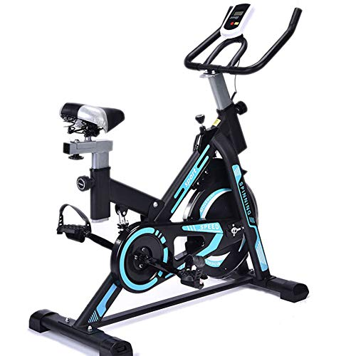 Best Price DMZH Exercise Bike, Household Stationary Bike Cycling Equipment for Home Cardio Gym Worko...
