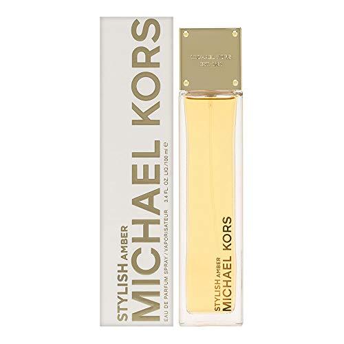 Michael Kors Stylish Amber for Women Eau De Parfume Spray clear, 3.4 Ounce