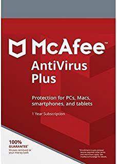 OFFER @9.79$ Mcafee Antivirus Unlimited Devices 2020