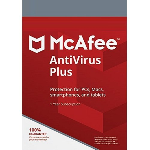 PREMIUM OFFER @ 9.89 Mcafee 2018 Antivirus Plus - 3 Devices, Delivery on same day via Amazon Message - Download software link and Activation key -