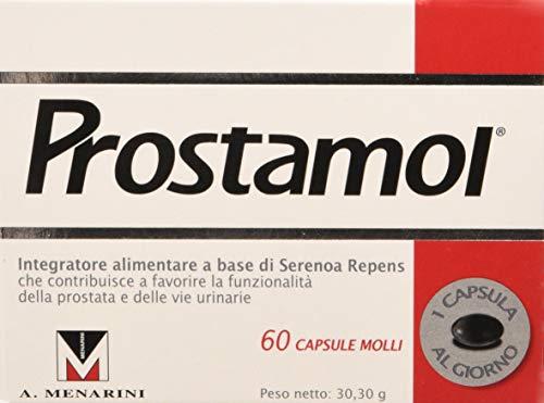 Prostamol Integratore Alimentare, 60 capsule molli