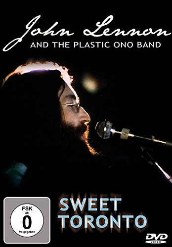 JOHN LENNON AND THE PLASTIC ONO BAND-Sweet Toronto [DVD]
