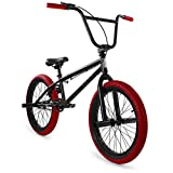 "Elite 20"" & 16' BMX Bicycle The Stealth Freestyle Bike"