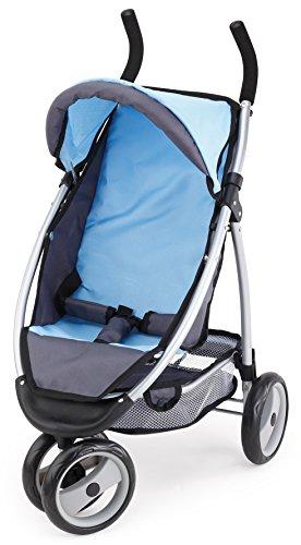 Bayer Design 39900AA sport bambole Jogger carrozzina, blu