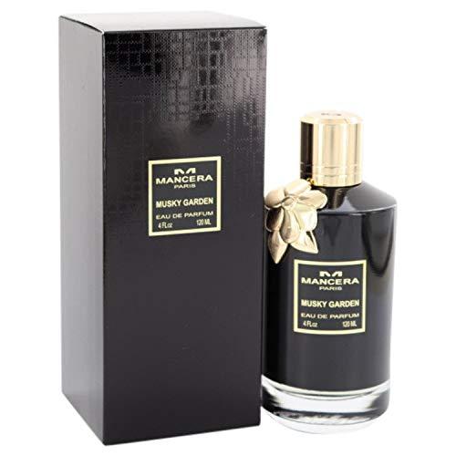 Mancera Musky Garden Eau de Parfum Spray by Mancera - 4 oz