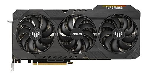 ASUS TUF Gaming GeForce RTX 3080 Ti OC Edition, 12GB GDDR6X, diseño mejorado con un rendimiento térmico de primer nivel