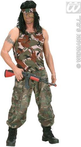 Widmann Generique - Débardeur Camouflage Adulte