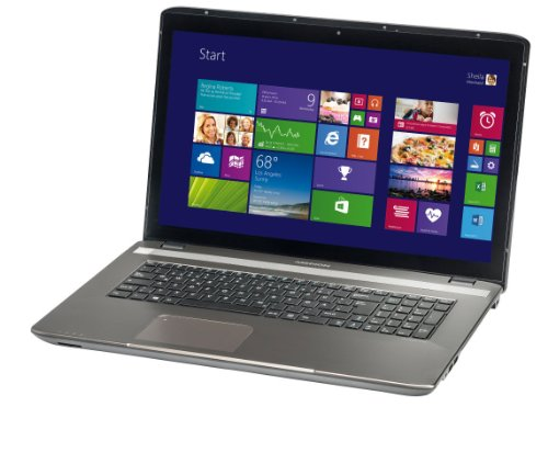 MEDION AKOYA E7226T MD 99310 Touch Notebook, Intel Pentium N3520 Prozessor, Windows 8.1 (64-bit), Intel HD Graphics, 4GB RAM, 1.000GB HDD, 43,9 cm/17,3'' TFT Widescreen (LED Backlight) Multi-Touch Display, Bluetooth 4.0, Intel HD Graphics