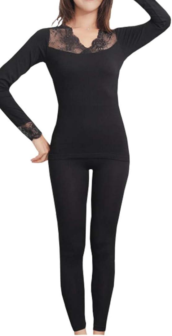 Thermal Underwear sets | Women's Long Johns Thermal Modal Slimming long underwear
