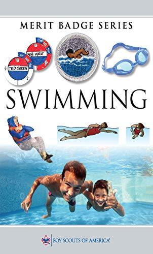 Swimming Merit Badge Pamphlet