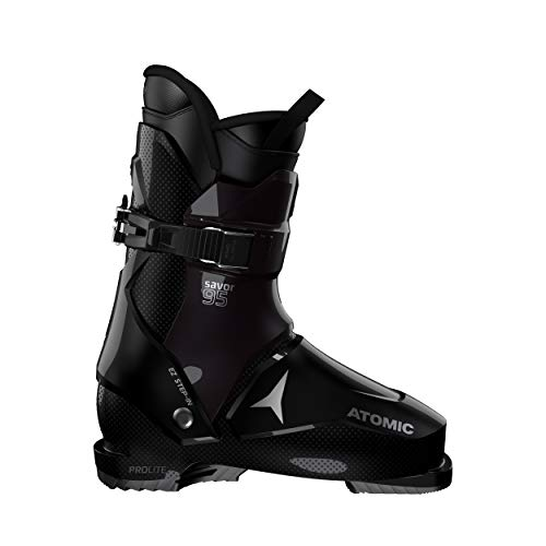 Atomic Savor 95 W Womens Rear Entry Ski Boots - 25.5